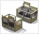 Multistage Tantalum Packing M/C