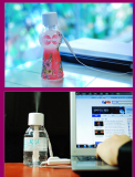 Bottled water mini humidifier
