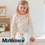 MAVARM Kids clothes_I Charming Flower