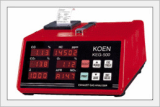 Automotive gas analyzr (KEG 500)