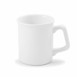 Ceramic mug with special handle_LOWEST price_OEM accepted