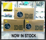Original Brand New Nikon D5 and Nikon D4S DSLR Cameras