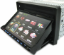7 Inch GPS Car DVD Player + TV + Amplifier + GPS