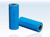 Cylindrical LiFePO4 Battery cells  IFR26650 (3.2V 3000mAh, 5C rate)