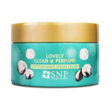 SNP LOVELY CLEAN - PERFUME COTTON BODY CREAM