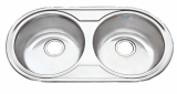 Stainless Steel Sink Single Bowl with Single Drain_KOR 168_