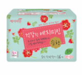 YEJIMIIN MILD HERBAL SCENT SILK TOUCH SANITARY PAD