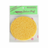 Semi Round_Cellulose Sponge _yellow_1pc