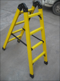 fiberglass ladder 2X4 rungs