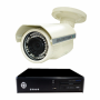 Various CCTV products and DVR systems