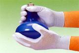 Dyed Nylon & PU Palm Fit Gloves(SS-300A)