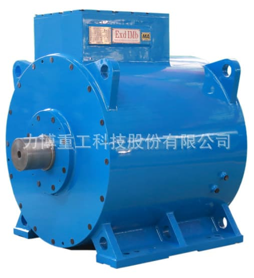 Intelligent permanent magnet direct drive motor system for Permanent magnet synchronous motor