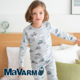 MAVARM Kids clothes_Grey Motor lorry
