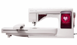 Husqvarna Viking Designer Ruby Royale Sewing Machine _ SEALED CARTON