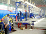 SH1600/9.5(12.15)-255/15(13.11) Aluminum Rod Continuous Casting and Rolling Production Line
