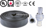 durable fire resistant PVC hose manufacturers from china