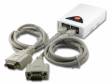 CSE-H20- 2-Port RS232 to Ethernet Conver