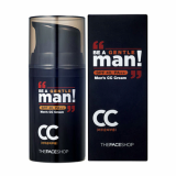 Essential Men_s Black CC Cream _dark skin_