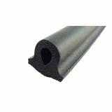 China EPDM Sponge Rubber Extrusions
