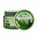 Gel, body care, Green tea, Aloe soothing gel
