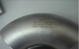 ASTM A403 WP316L pipe fittings elbow tee reducer cap cross