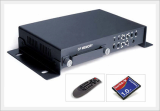 Compact 4ch Triplex Digital Video Recorder