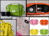 Stylish & Convertible Mirrorless Camera Bag for Women