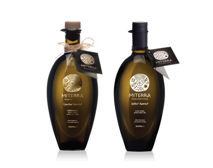 Miterra Extra Virgin Olive Oil Tradekorea