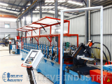 Nonstop Cutting Ceiling Keels Roll Forming Machine