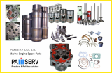 Spare Parts of Marine Diesel Engine - Daihatsu, Mitsubishi, Yanmar