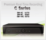 Premium Real-Time Recording C Series