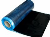 Dipute Intermediate rubber (tie gum), uncured for fabric ply belt