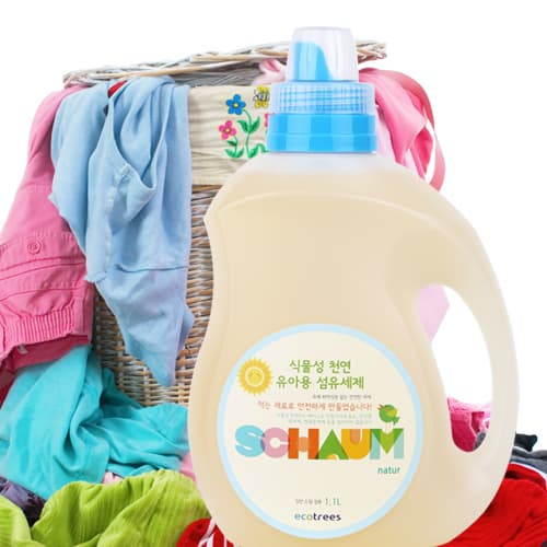 Ecological baby Laundry Detergent