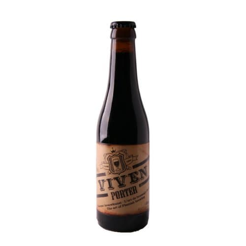 Belgian Beer _ Viven Porter_ 24 x 33 cl One Way