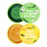 skin79 Real Cucumber _ Lemon Eye Pad