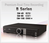 Premium Real-Time Recording B Series