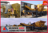 Construction equipment crusher machine jaw crusher stone crusher