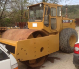 CATERPILLAR VIB ROLLER CS583C