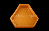 POLYGONE Interlocking Paver Block PVC Rubber Moulds