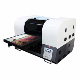 Digital flatbed UV printer_ can print on various materials