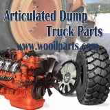 ARTICULATED DUMP TRUCK PARTS