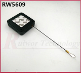 RW5609 Landyard Wire_steel with Loop End