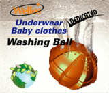 Underwear & Baby Clothes Dedicated WASHING BALL