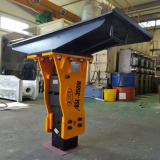 South Korea hydraulic hammer breaker for skid steer loader