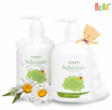 Skin Care _ Organic BeBe Wash_ Cosmetics