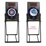 Archery target event machine
