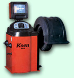 monitor wheel balancer (KE 40)