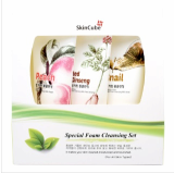 SkinCube Special foam cleansing set