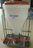 Dry-wet feeder for Nursery crate