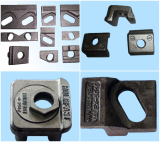 Clamp plate/ Rail spring clamp/ Anchor plate/ Steel clip